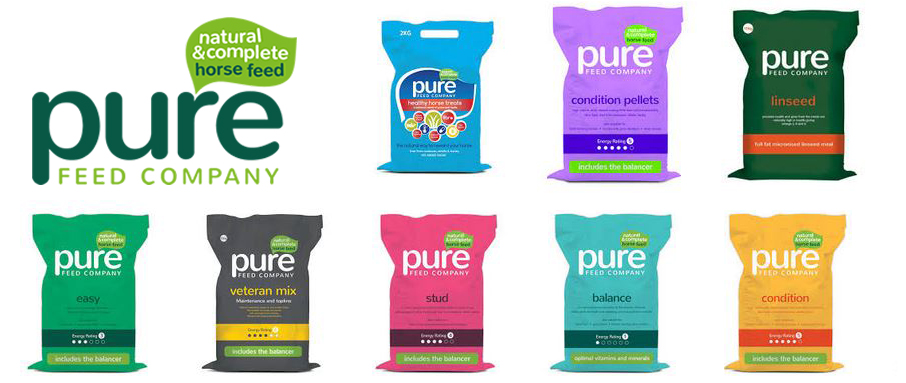 Pure Horse Feeds Supplies Gloucestershire